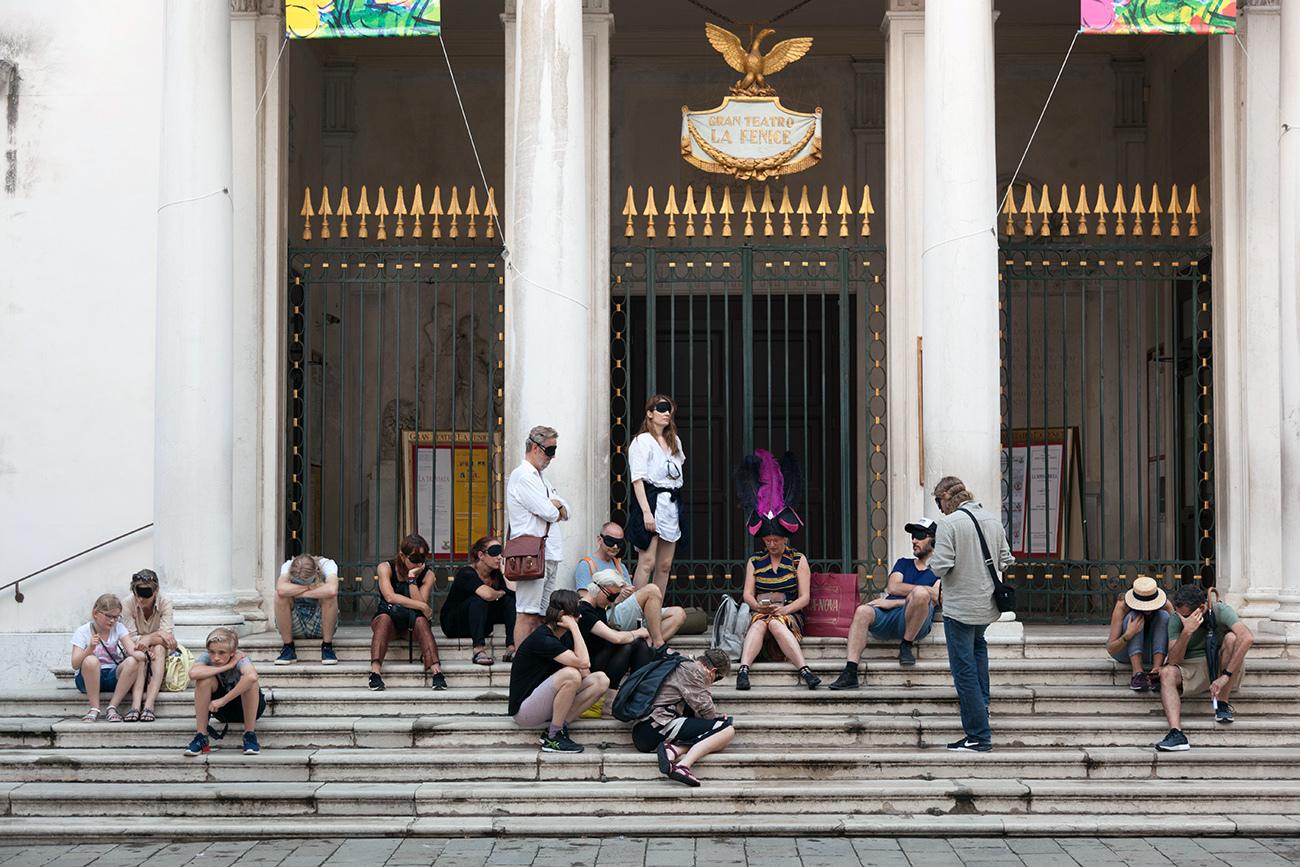 Venice Opera House La Fenice. Foto: Ellen Røed